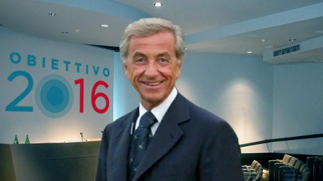 Maurizio Ughi Obiettivo 2016