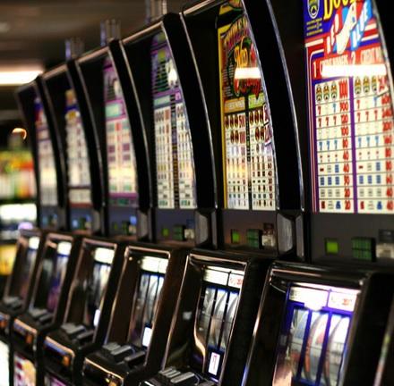 Slot machine 500 metri