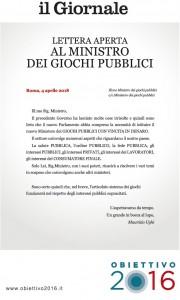 Pagina Ughi_Il Giornale